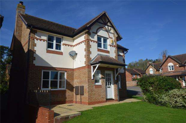 4 Bedrooms Detached House for sale in St. Malo Close, Exmouth, Devon