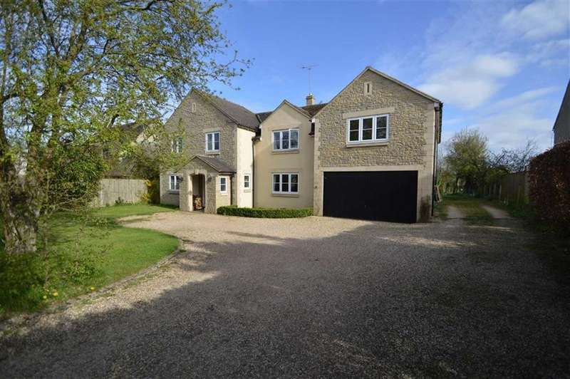 7 Bedrooms Detached House for sale in The Street, Lea, Wiltshire