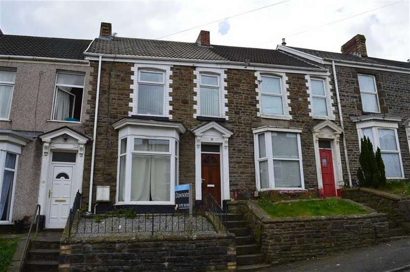 4 Bedrooms Terraced House for sale in Norfolk Street, Swansea, SA1