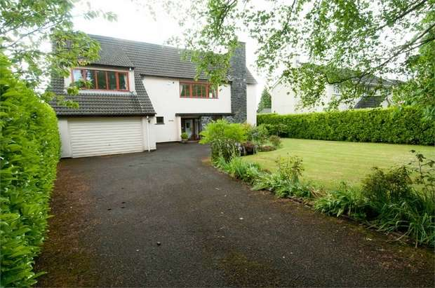 4 Bedrooms Detached House for sale in Circular Road, Jordanstown, Newtownabbey, County Antrim
