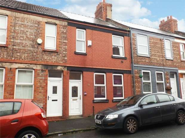 3 Bedrooms Terraced House for sale in Gothic Street, Birkenhead, Merseyside