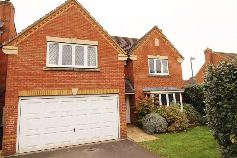 4 Bedrooms Detached House for sale in Johnson Road, Bristol