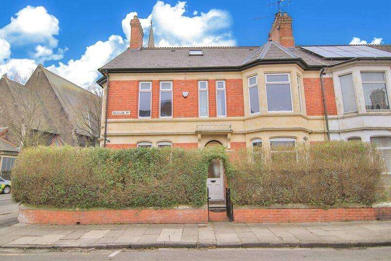 5 Bedrooms End Of Terrace House for sale in Balaclava Road, Penylan, Cardiff, CF23