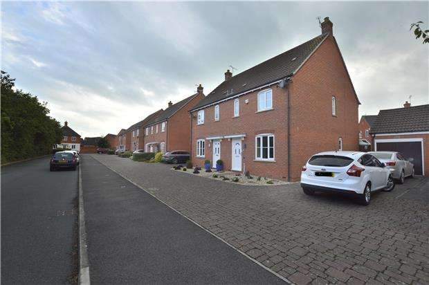 3 Bedrooms Semi Detached House for sale in Cambrian Road, Walton Cardiff, TEWKESBURY, Gloucestershire, GL20 7RP