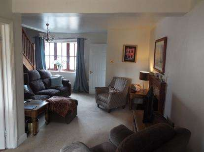 2 Bedrooms Semi Detached House for sale in Lower Eastern Green, Eastern Green, Coventry