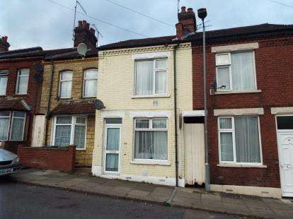 2 Bedrooms Terraced House for sale in Maple Road West, Luton, Bedfordshire