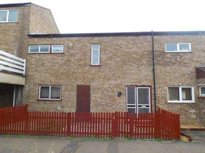 3 Bedrooms Terraced House for sale in Barnstock, Bretton, Peterborough, Cambs