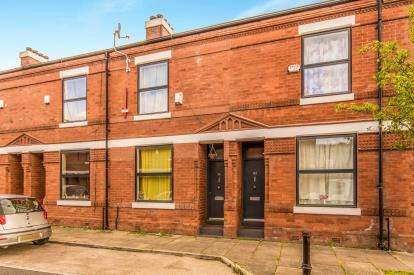 2 Bedrooms Terraced House for sale in Hartington Street, Manchester, Greater Manchester, Uk