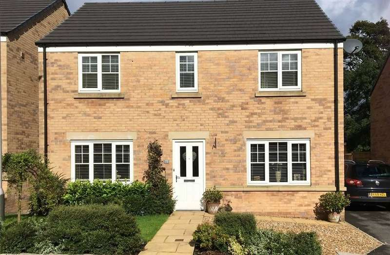 4 Bedrooms Detached House for sale in Beech View Drive, Buxton