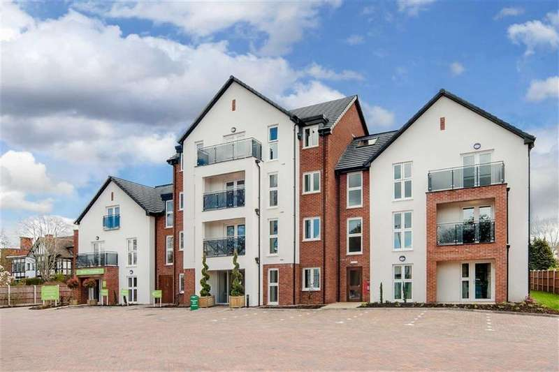 2 Bedrooms Apartment Flat for sale in Algar Court, 231, Penn Road, Penn, Wolverhampton, WV4