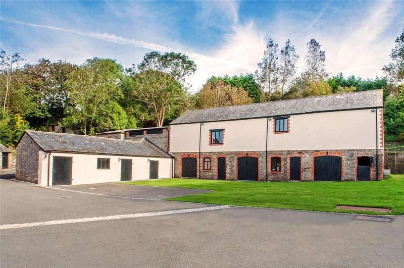 Detached House for sale in Ranscombe Manor, Kingsbridge, Devon, TQ7
