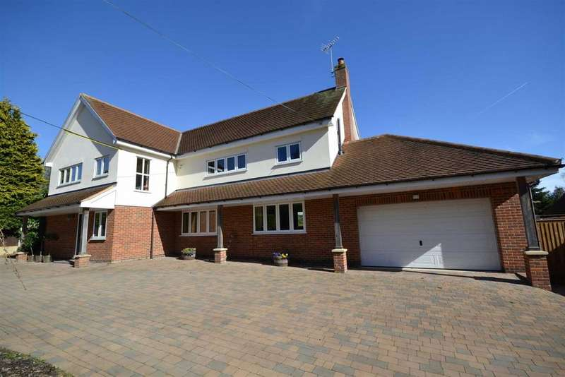 6 Bedrooms Detached House for sale in Danbury