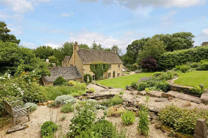 5 Bedrooms House for sale in Cheap Street, Chedworth, Cheltenham