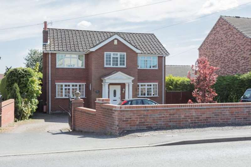5 Bedrooms Detached House for sale in Low Street, Doncaster, Lincolnshire, DN9