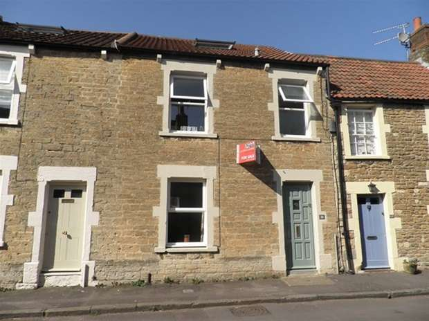 2 Bedrooms Terraced House for sale in New Buildings, Frome