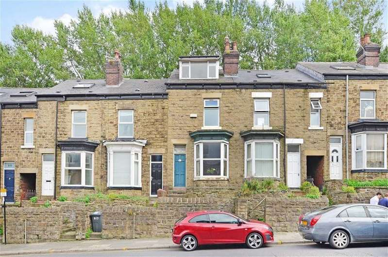 3 Bedrooms Terraced House for sale in 819, Ecclesall Road, Sheffield, S11