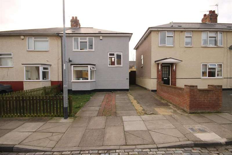 3 Bedrooms Semi Detached House for sale in Gloucester Street, Hartlepool