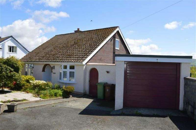 3 Bedrooms Detached Bungalow for sale in Dolwen, Llanegryn, Gwynedd, LL36