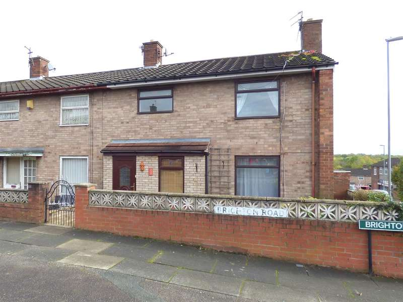 3 Bedrooms Terraced House for sale in Brighton Road, Huyton, Liverpool