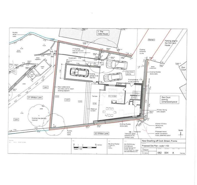 Plot Commercial for sale in Cork Street, Frome
