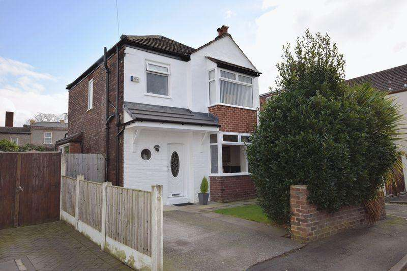 3 Bedrooms Detached House for sale in Highfield Crescent, Widnes