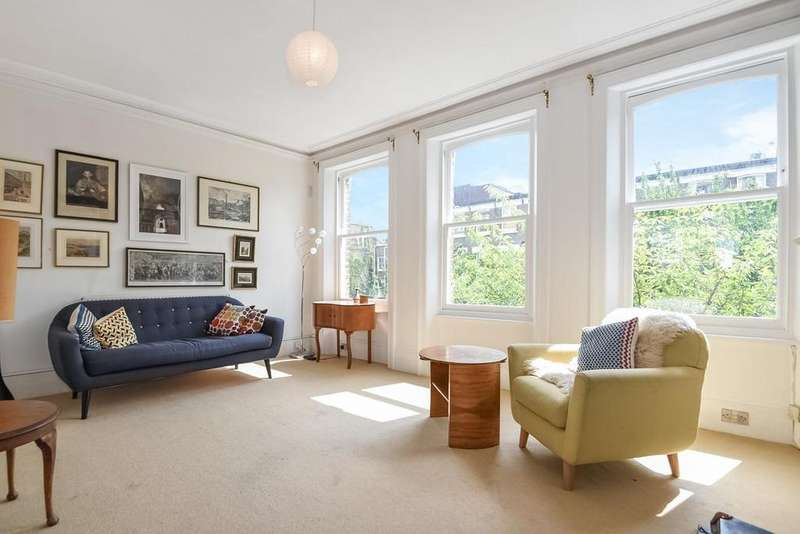 3 Bedrooms Maisonette Flat for sale in Minford Gardens, Brook Green
