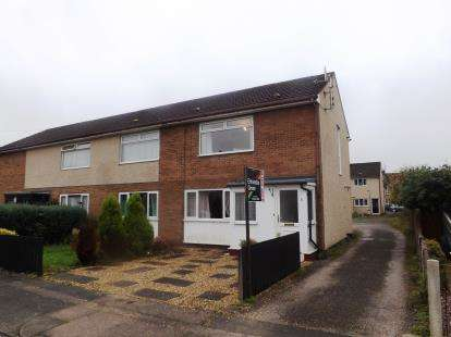 2 Bedrooms Flat for sale in Loweswater Drive, Morecambe, Lancashire, United Kingdom, LA4