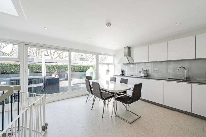 3 Bedrooms Mews House for sale in Hippodrome Mews, Holland Park