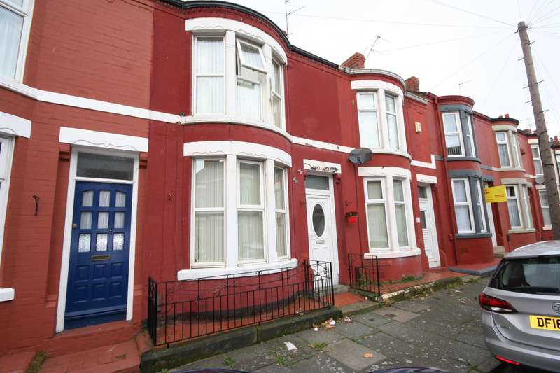 2 Bedrooms Terraced House for sale in Hallville Rd , Wallasey, CH449BA