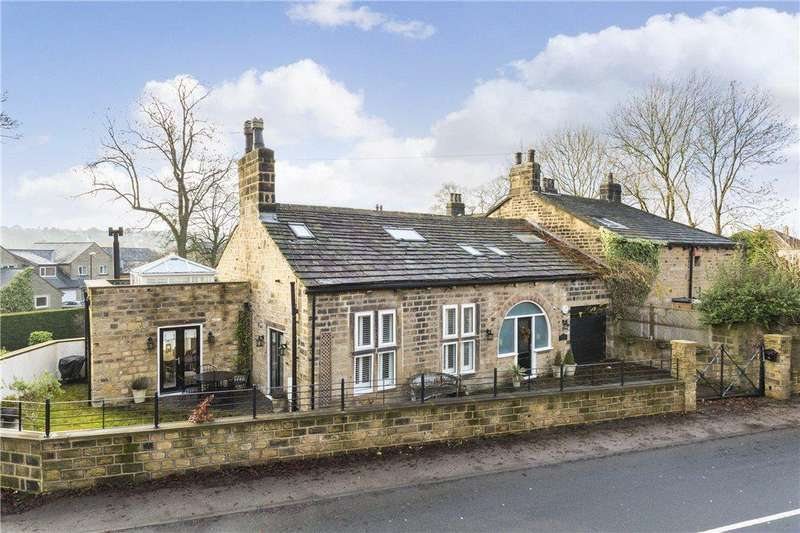 4 Bedrooms Unique Property for sale in Back Lane, Guiseley, Leeds, West Yorkshire