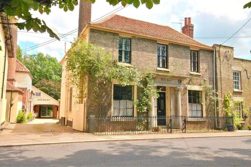 6 Bedrooms Semi Detached House for sale in Bridge Street, Coggeshall, Colchester, Essex