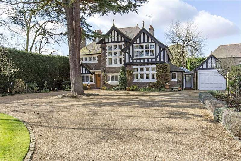 6 Bedrooms Detached House for sale in Church Road, Ham Common, Richmond, TW10