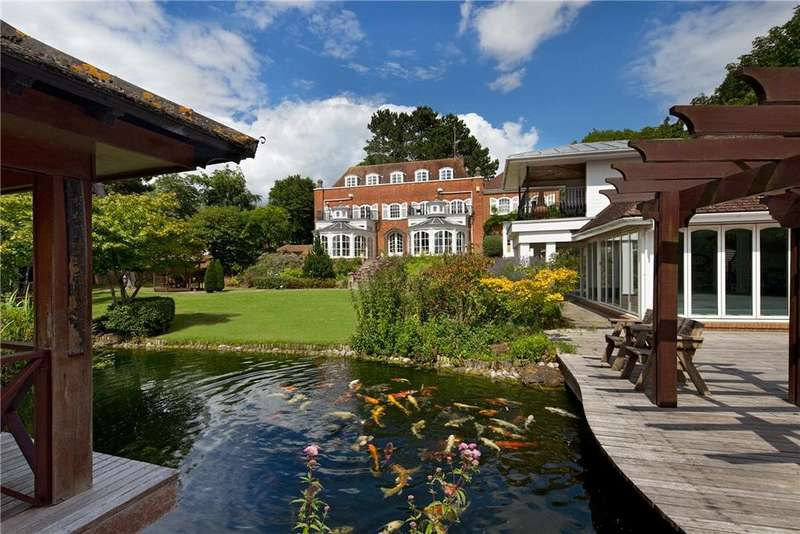 7 Bedrooms Detached House for sale in Old Boars Hill, Oxford, Oxfordshire, OX1