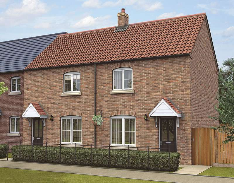 2 Bedrooms Property for sale in Plots 13 & 14, The Tribeca, The Swale, Corringham Road DN21