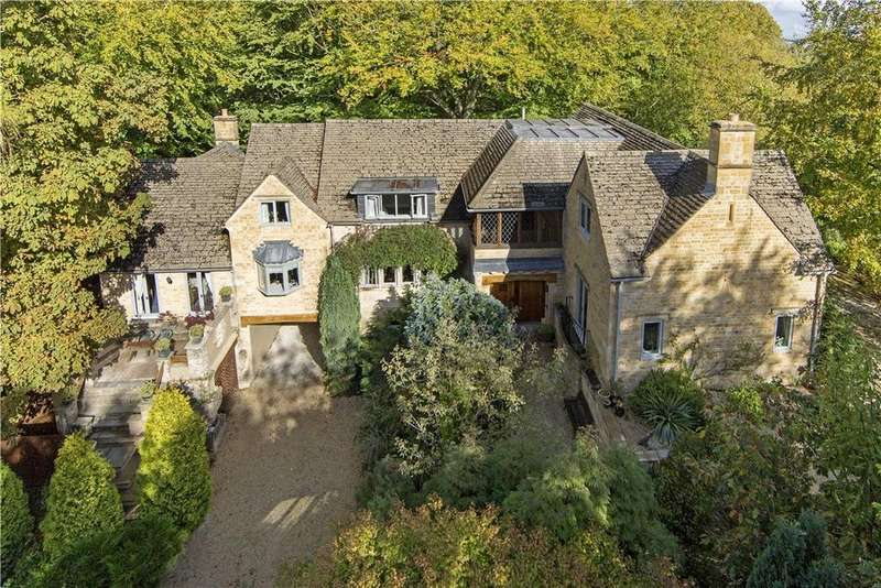6 Bedrooms Detached House for sale in Bourton on the Hill, Moreton-in-Marsh, Gloucestershire, GL56