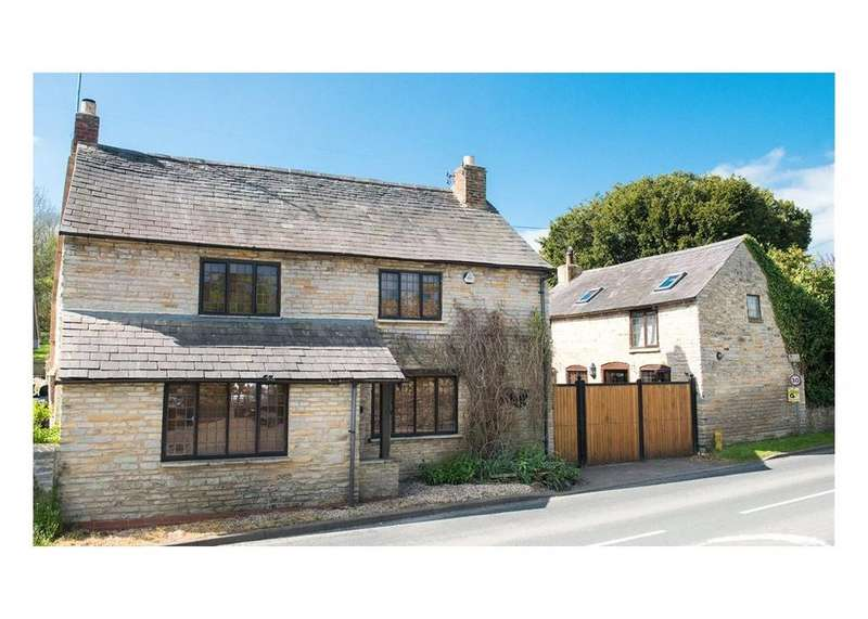 4 Bedrooms Detached House for sale in Binton, Stratford-upon-Avon, Warwickshire, CV37