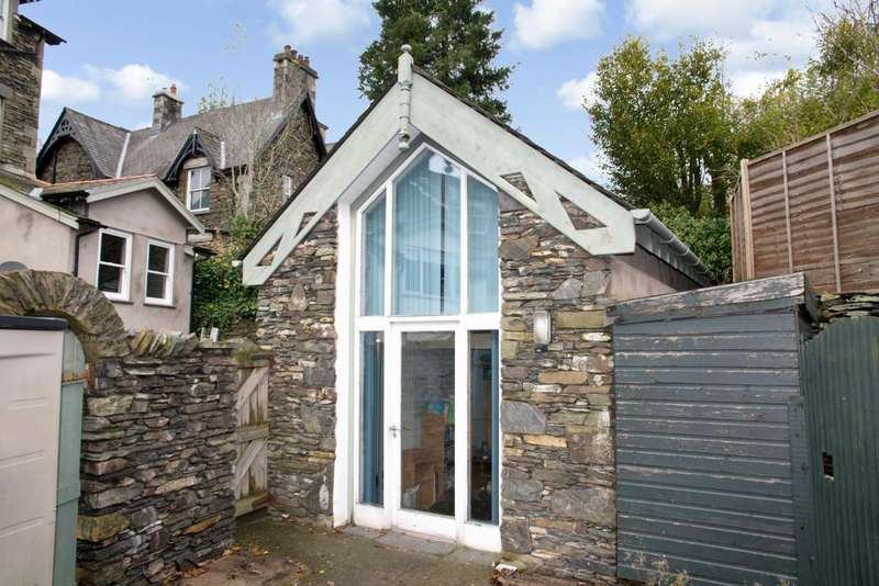 1 Bedroom Detached House for sale in Little House, Queens Drive, Windermere, Cumbria, LA23 2EL