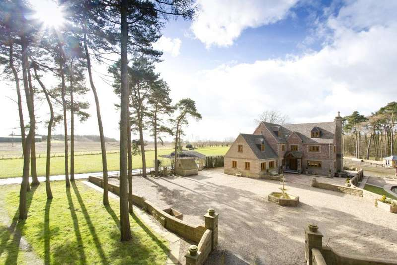 8 Bedrooms Detached House for sale in Stafford