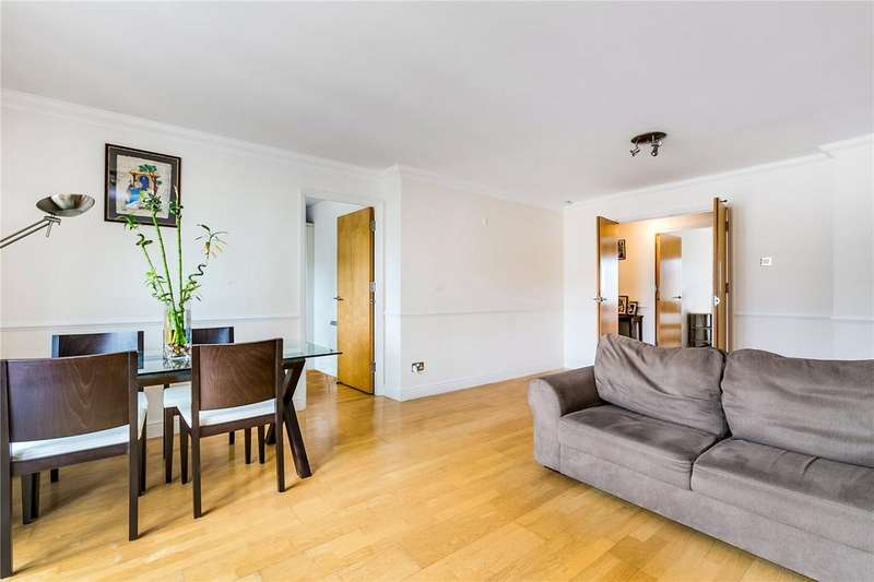 2 Bedrooms Flat for sale in Price's Court, Cotton Row, London