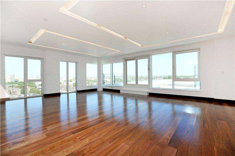 3 Bedrooms Flat for sale in Flotilla House, Battersea Reach, London