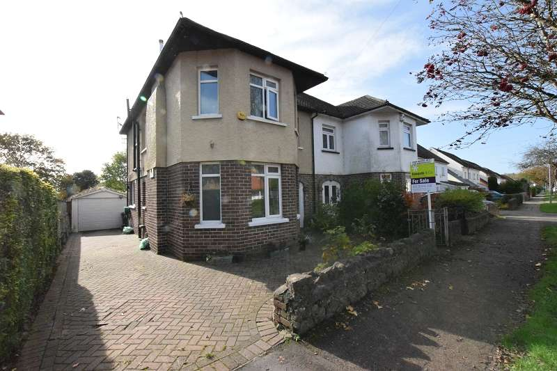 4 Bedrooms Semi Detached House for sale in Pen-Y-Dre , Rhiwbina, Cardiff. CF14 6EL