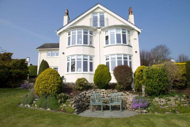 5 Bedrooms Detached House for sale in Greenlea, Kents Bank Road, Grange-Over-Sands, Cumbria, LA11 7EF
