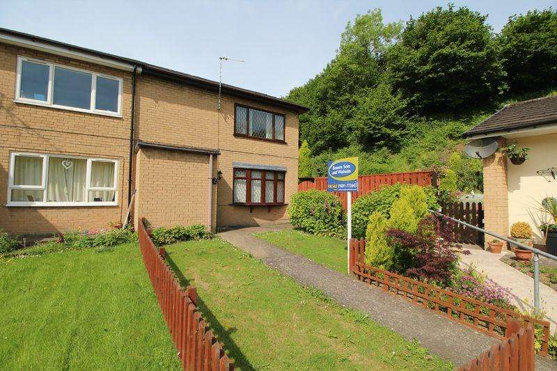 2 Bedrooms End Of Terrace House for sale in Cae'r Ysgol, Glyn Ceiriog