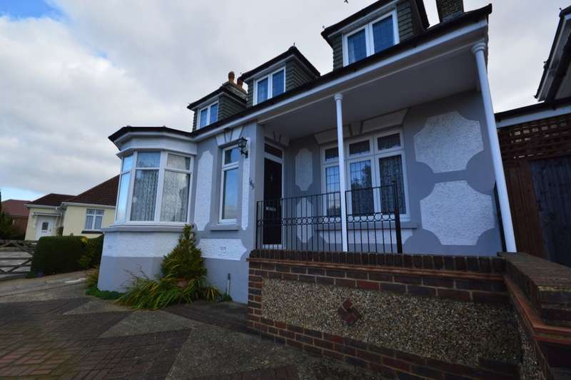 4 Bedrooms Detached Bungalow for sale in Brompton Farm Road, Rochester, ME2