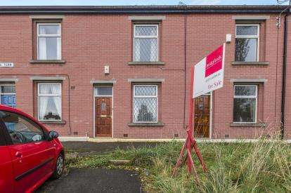 2 Bedrooms Terraced House for sale in Primrose Terrace, Blackburn, Lancashire