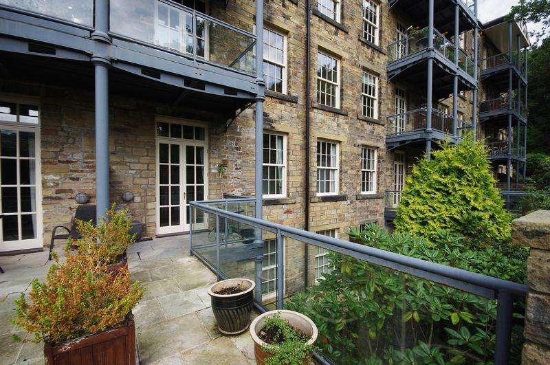 2 Bedrooms Apartment Flat for sale in 7 Calder, Barkisland Mill, Barkisland, HX4 0HG