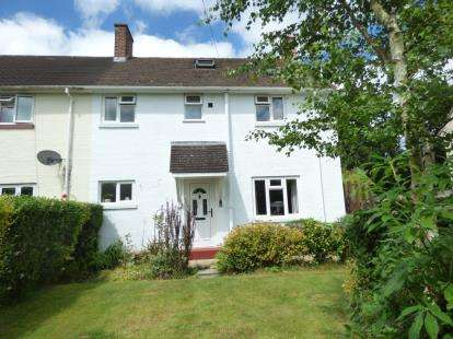 4 Bedrooms End Of Terrace House for sale in Burley, Ringwood, Hampshire