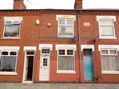 3 Bedrooms Terraced House for sale in Down Street, Belgrave, Leicester, Leicestershire