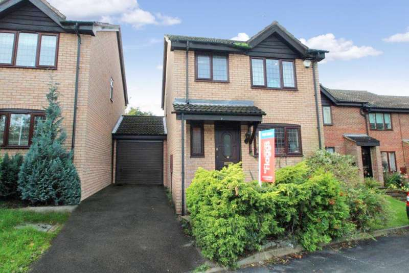 3 Bedrooms Link Detached House for sale in 3 BED LINK DETACHED with 2 BATHROOMS & OFF ROAD PARKING
