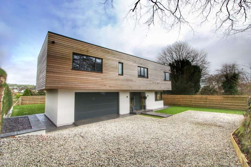 4 Bedrooms Detached House for sale in St. Cleer